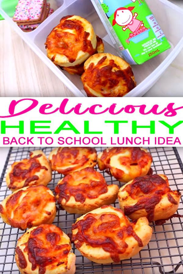 Easy Healthy School Lunch Ideas For Kids & Teens images