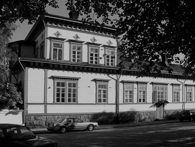Ahlqvistintalo, Kotka