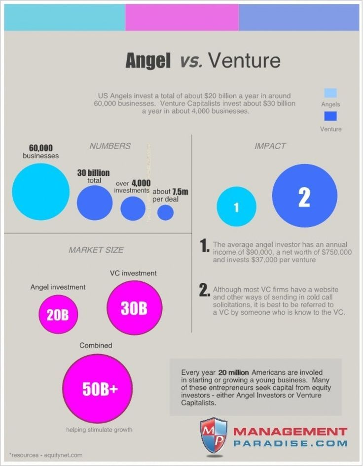 Angel Investors vs Venture Capital! investor investment