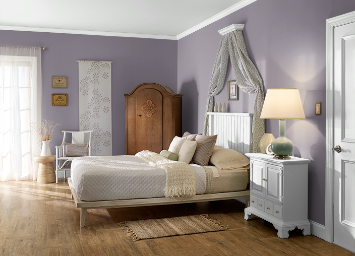 Gothic Paint Colors behr gothic amethyst | paint colors | pinterest | behr, bedrooms