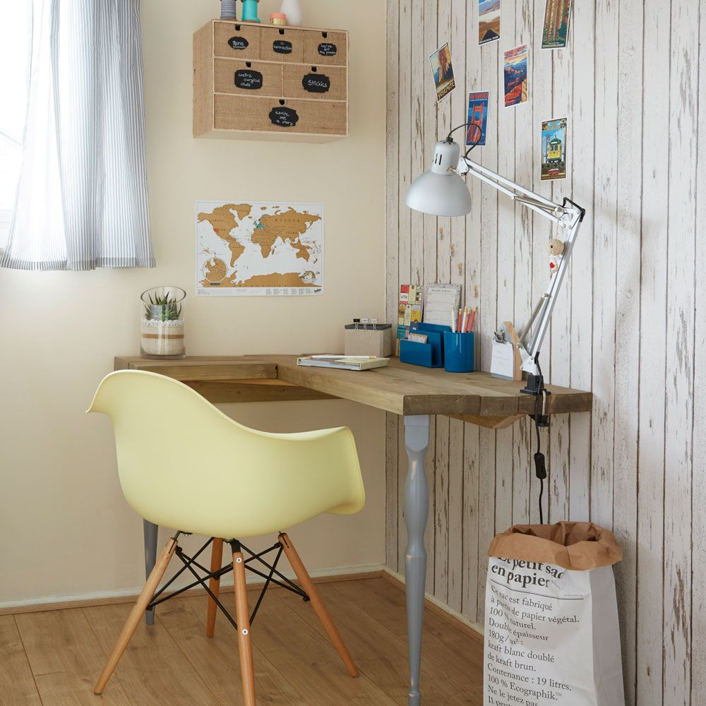 home office with wall mounted corner desk home office on smart corner home office ideas id=61079