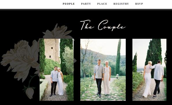 christian wedding websites