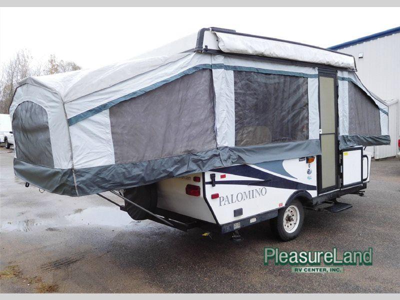 Used 2013 Palomino Palomino Tent Campers 4102 Folding Pop Up