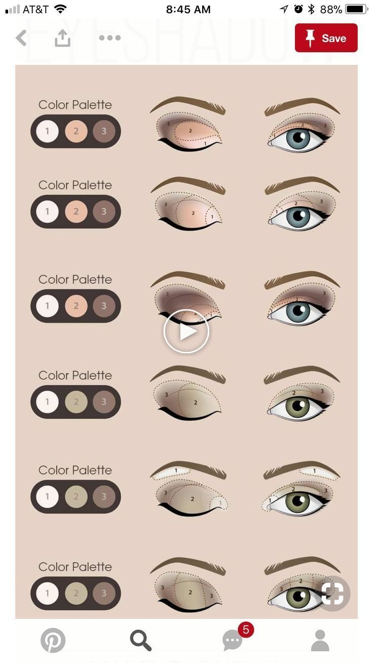 ♀ 17 tutoriels beauté qui résolvent tous vos problèmes de maquillage, Beaut ... - Edeline Ca.