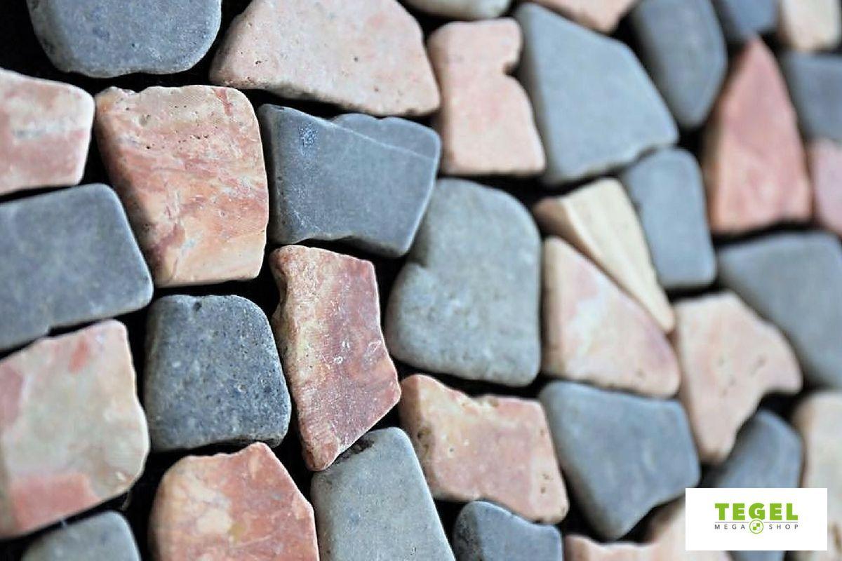 Mozaiek Matjes Badkamer : Prachtige mozaïek riverstones onze mozaiek matjes zijn van