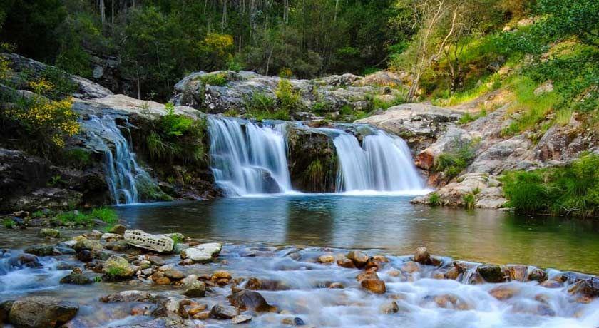 Pozas De Loureza Piscinas Naturales Piscinas Galicia Turismo