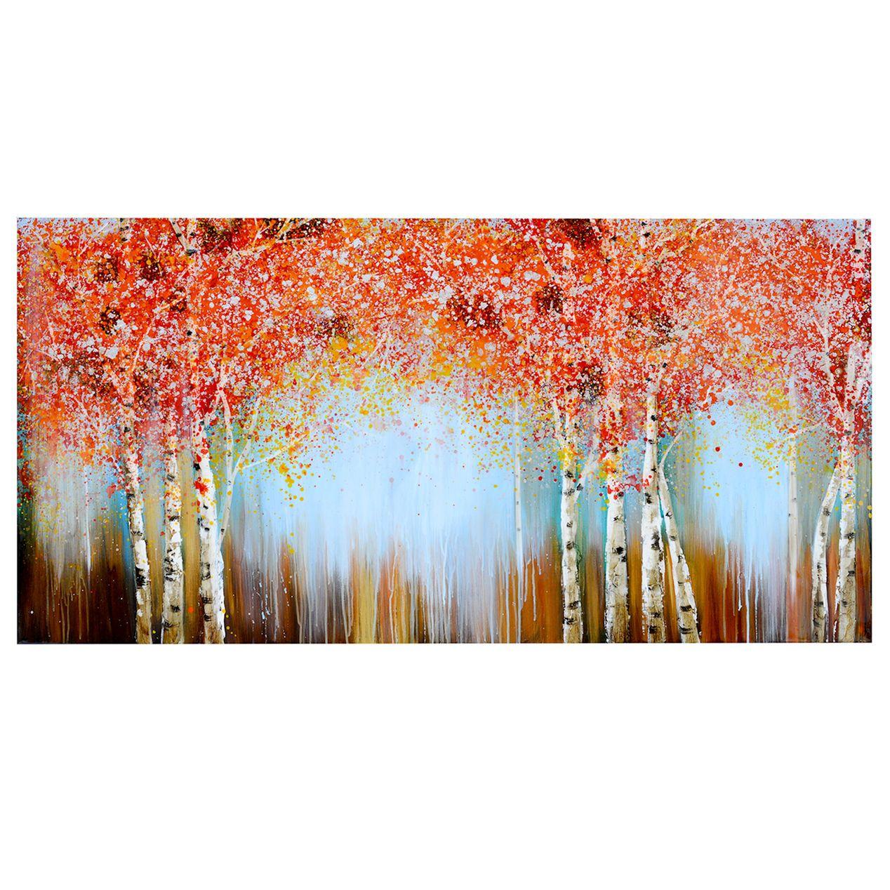 GAPB TEX HP 30X60 CNTRST TREES