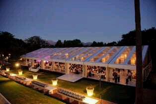 Gl Marquee Wedding Venue