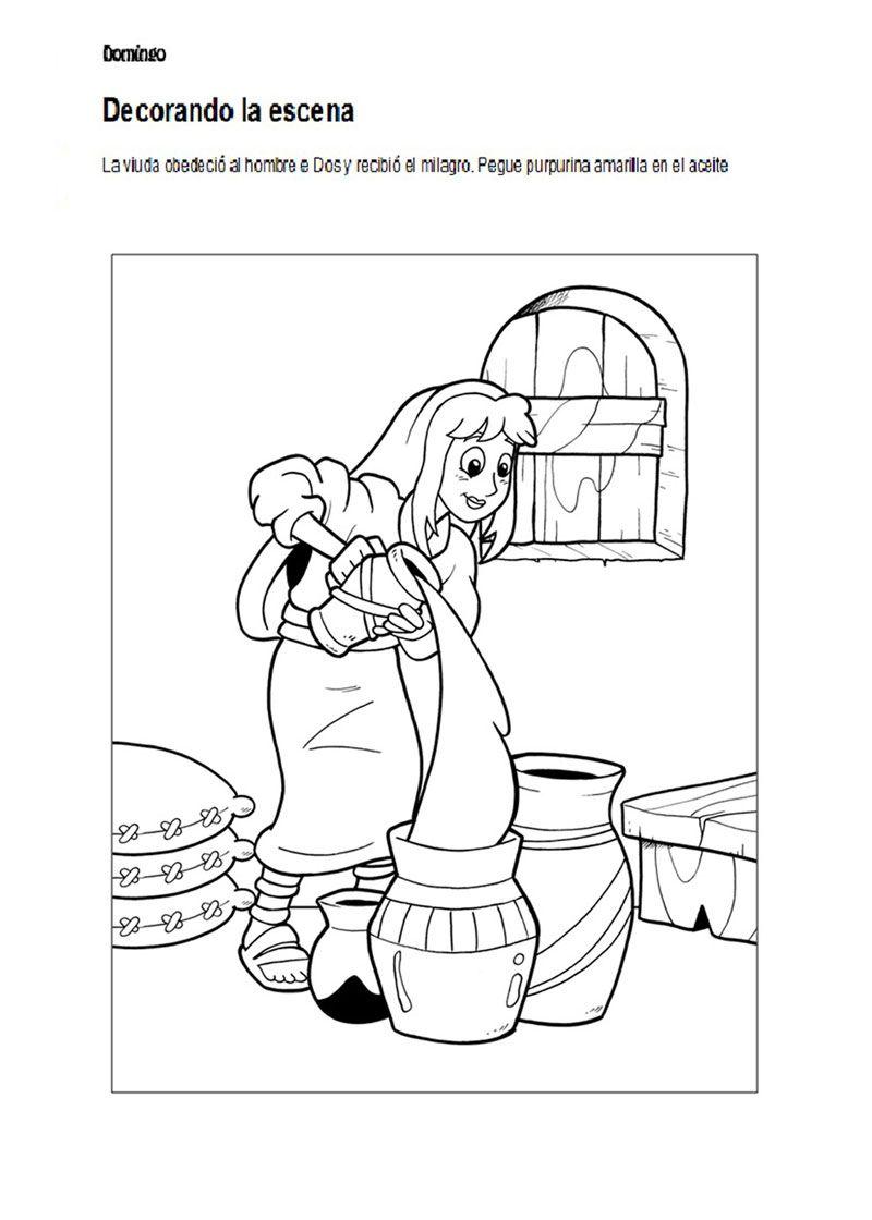 imagenes elias biblia para niños - Buscar con Google | A.T ...