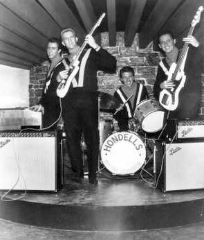 The Hondells   Rock 'n' Roll Artists of the 60's   Music