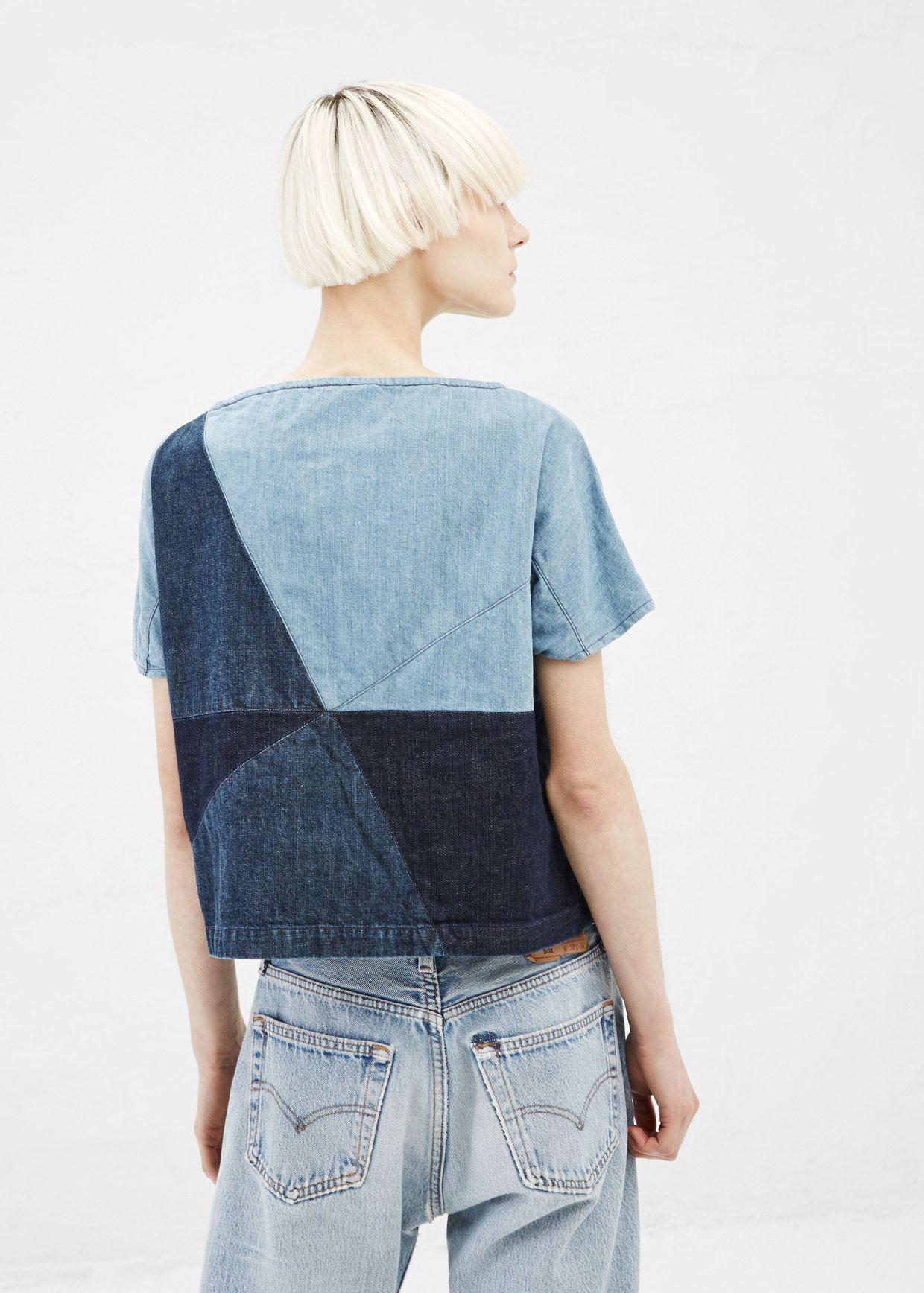 Модная джинсовая одежда и джинсовый стиль — фото, тенденции, тренды, фасоны новые фото