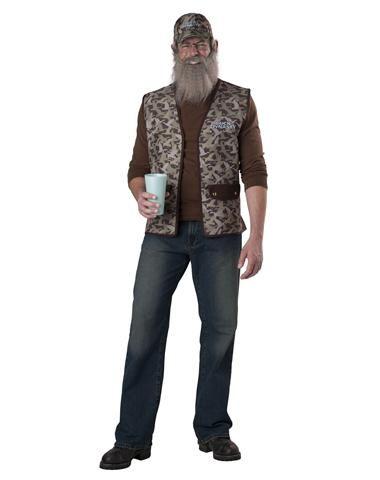 Duck Dynasty Si Adult Mens Costume Motos Pinterest Costumes - halloween costumes ideas men