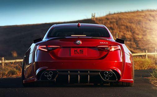 Alfa Stelvio Tuning Auto Bildideen