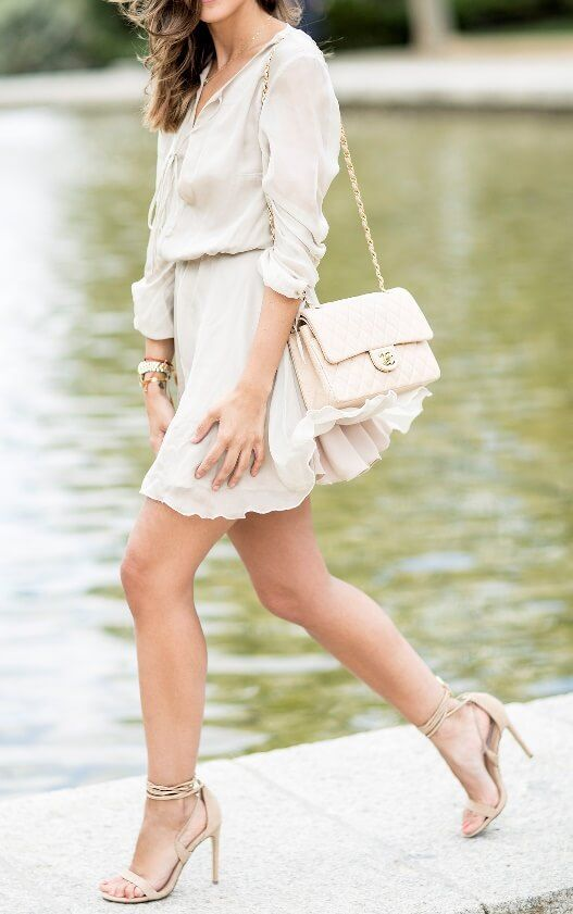 Steve Madden Chiffon Dress