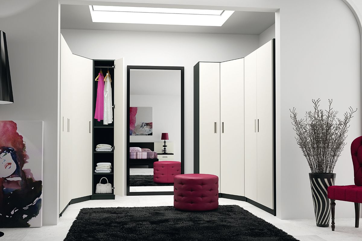 Dressing Noir Et Blanc