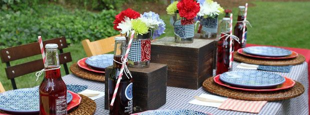 Barbecue party decorations ideas summer the