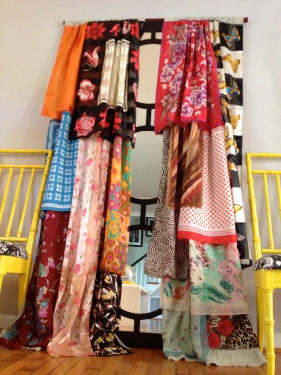 17 Best images about Boho curtains on Pinterest | Boho, Window ...