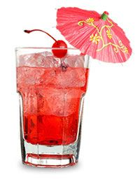 A Shirley Temple from Sarge Oaks'
