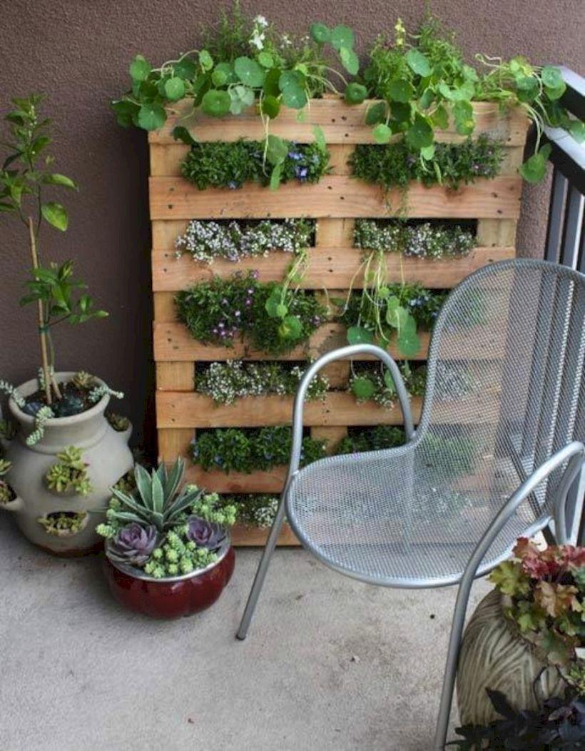 Urban Balcony Garden Ideas Part - 26: 42 DIY Ideas To Create A Small Urban Balcony Garden