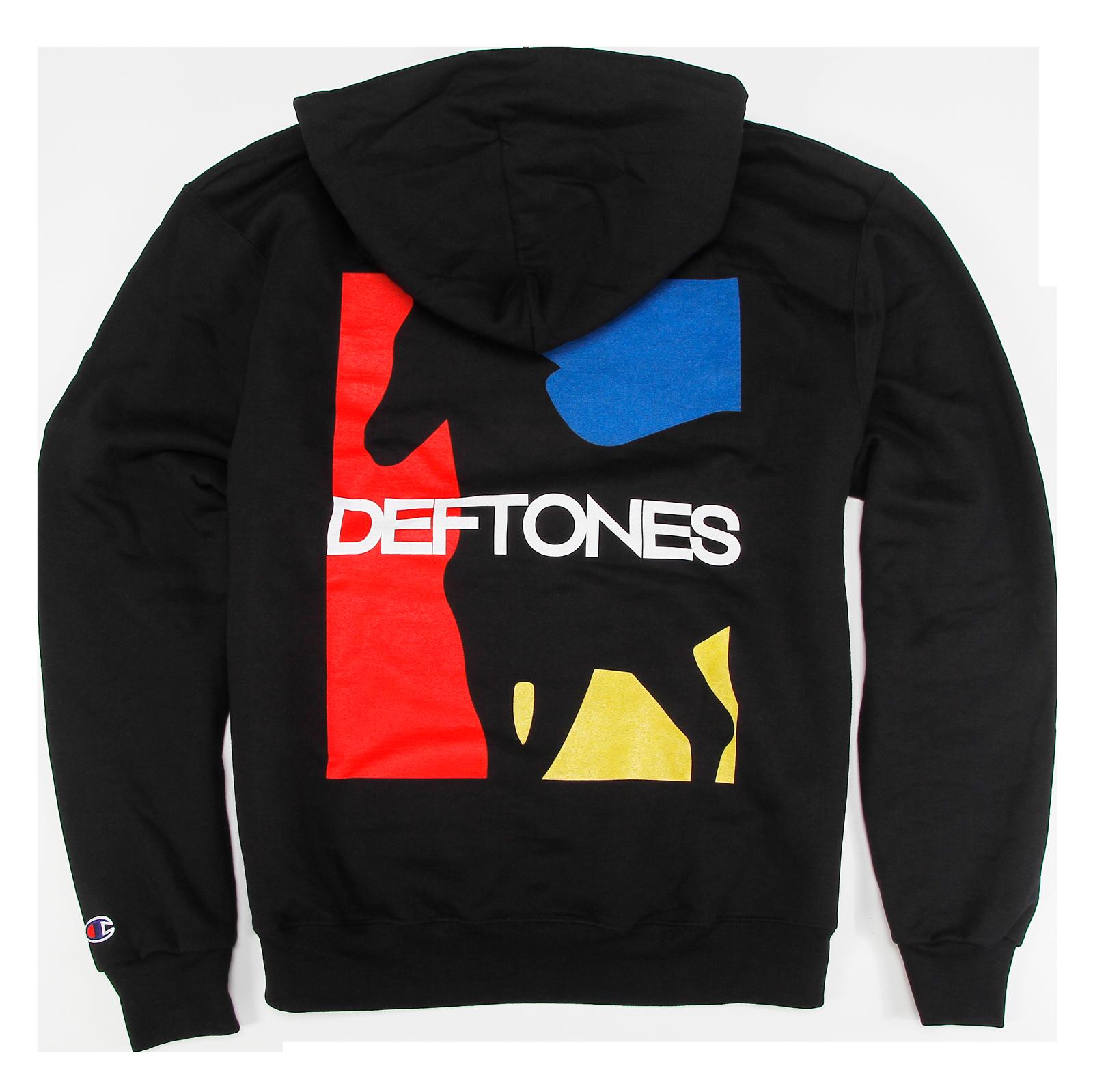 Deftones Merch Black Pullovers Pullover T Shirts S [ 1599 x 1600 Pixel ]