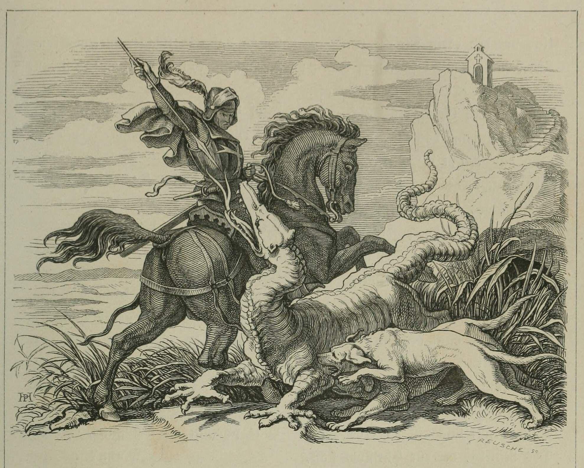 Dragons In Book Illustrations - Google Zoeken