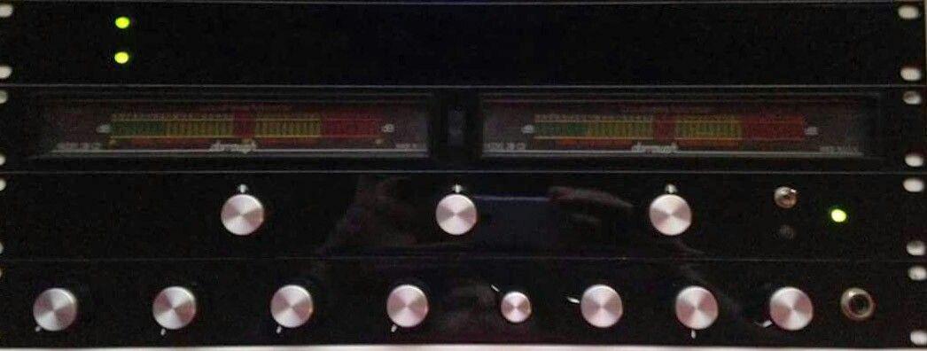 19 1u Sized Rack Mount 4 Channel Mixer By Isonoe