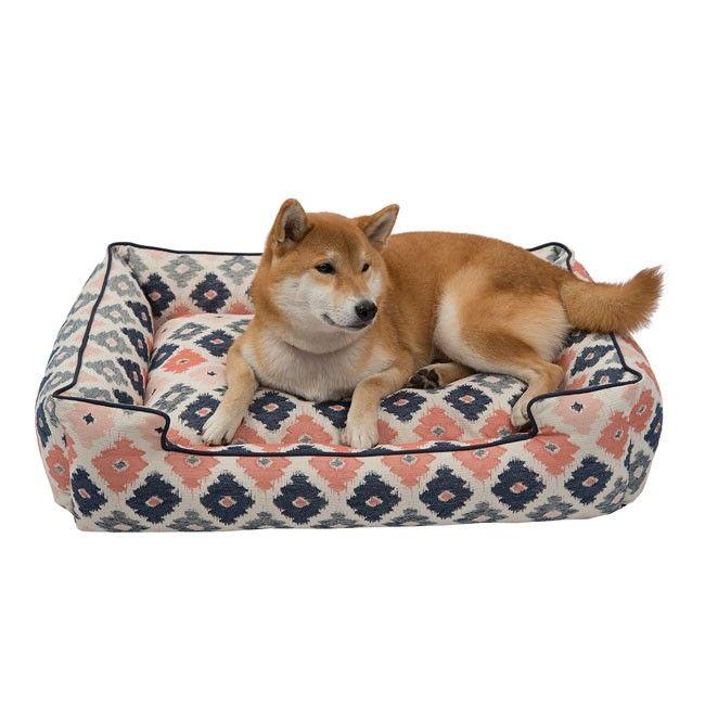 Jax and Bones Geo Premium Cotton Blend Lounge Bed