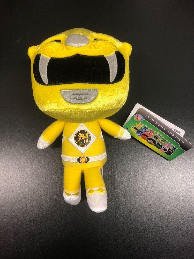 Funko Power Rangers Hero Soft Toys Plush Plushies Green