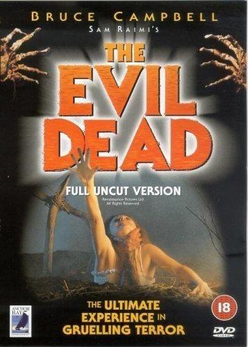 Cover Dvd Evil Dead Movies Evil Dead 1981 Evil