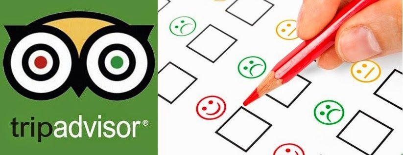 freelance80 free your space: Tripadvisor indagata per le recensioni false