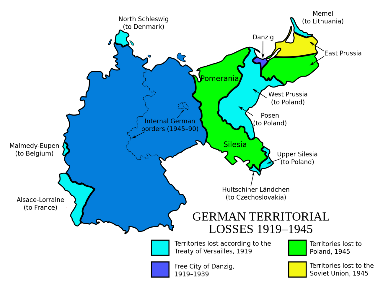 German territorial losses since world war 1 more world war 1 maps german territorial losses since world war 1 more world war 1 maps gumiabroncs Choice Image