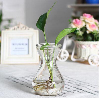 Floreros decoracin del hogar de gran tamao de cristal jarrones