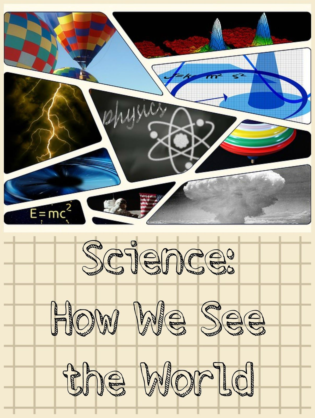 Science How We See The World