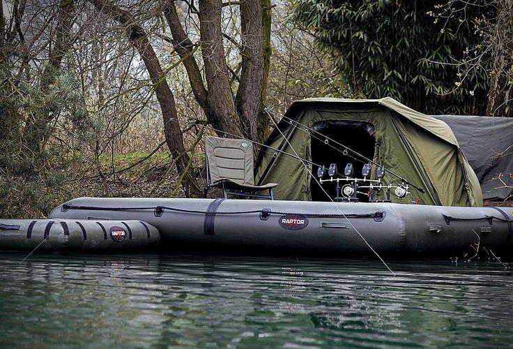 Raptor Fishing Platform Fishing Kayak On Top Of Car