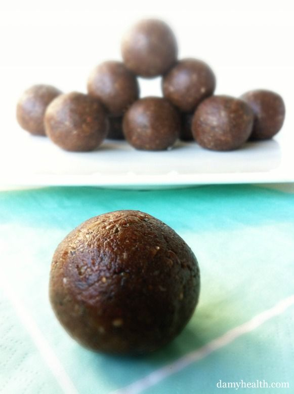 Superfood Goddess Bites Super Balls Protein Balls
