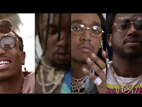 Watch Migos Slippery Feat Gucci Mane Official Video Rage Junkie Http Www Ragejunkie Com Video Migos Slippery Fe Gucci Mane Migos Youtube Videos Music