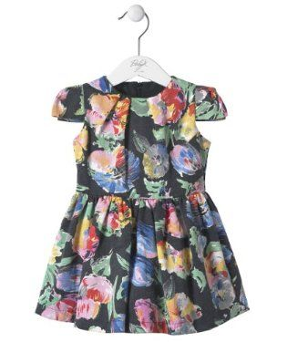tea dress, for a baby? what's not to like?
