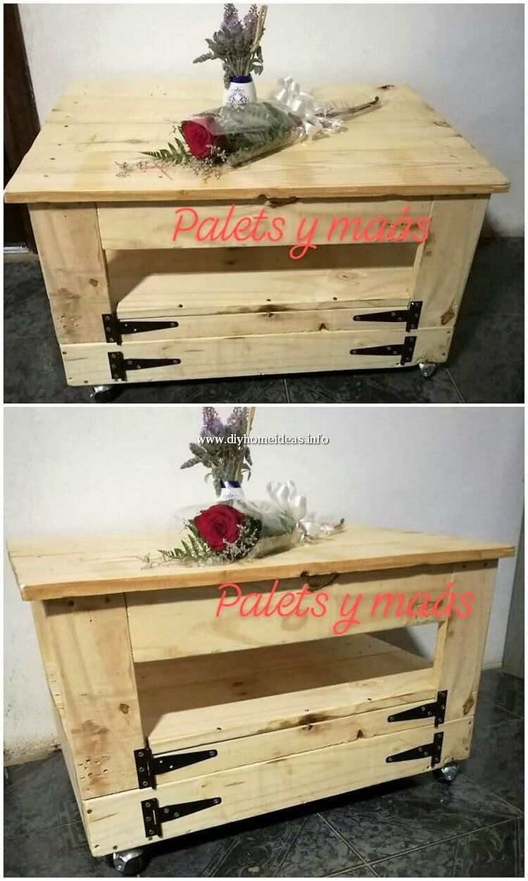 easy to make wood pallet recycling diy projects pallet projects rh pinterest com