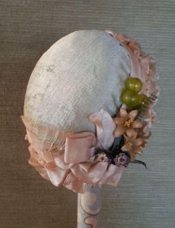 Wonderful Bonnet for French Fashion! - Cherie's Petite Boutique #dollshopsunited