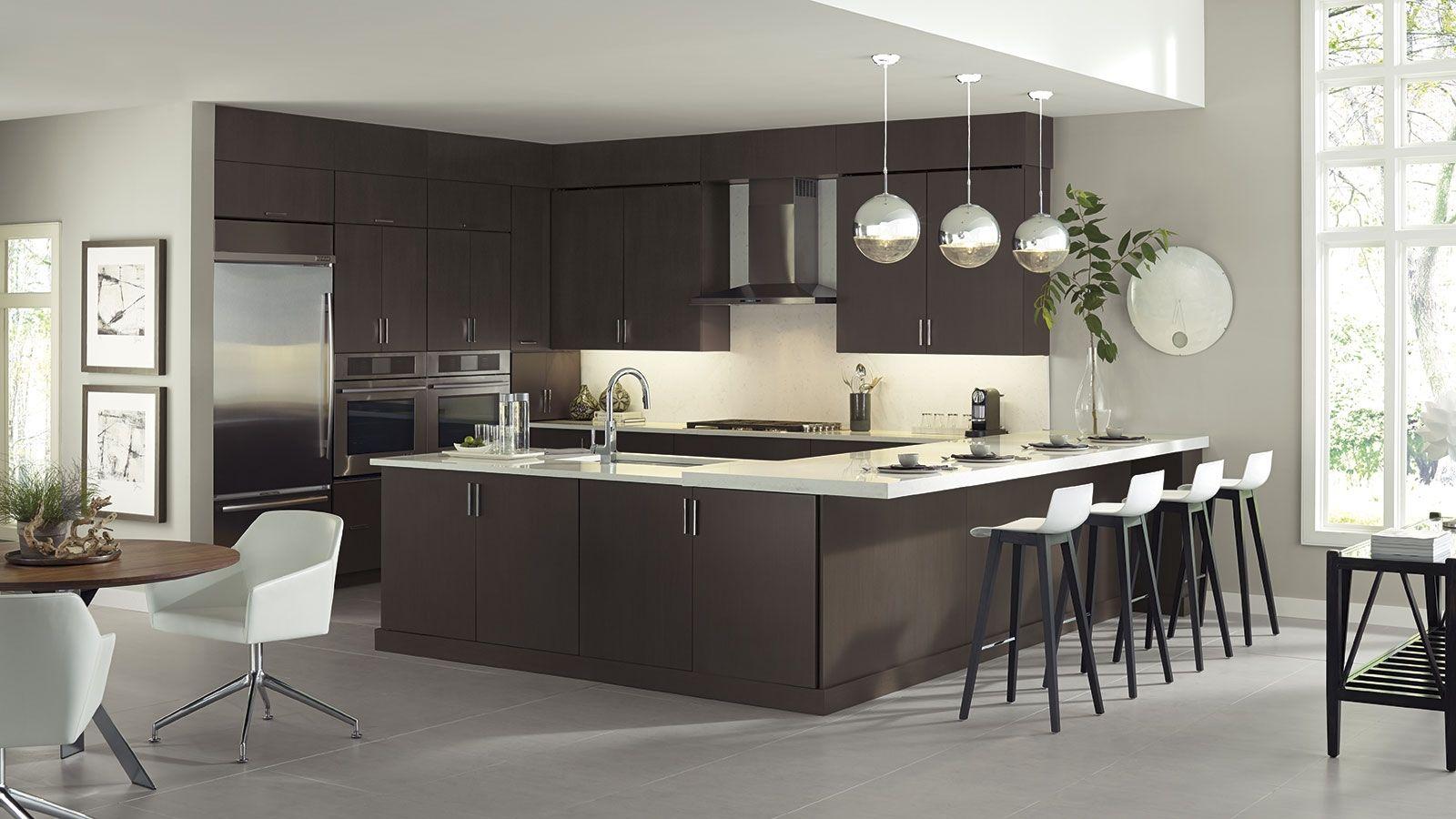 Wenge Kitchen Cabinet Doors Keuken Interieur