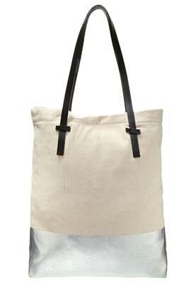 Shopper - natural/silver