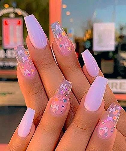 Photo of 80 Prettiest Coffin Nails for the Beginning of 2020