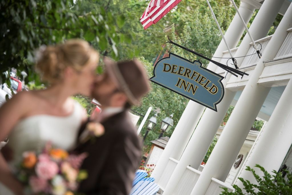 Deerfield Inn Beautiful Historic Hotel In Ma Hosting Magical Weddings Elopements