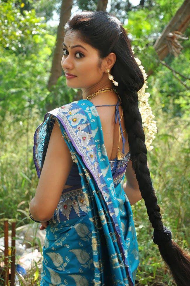 suhasini   Indian hairstyles, Long hair styles, Womens ...