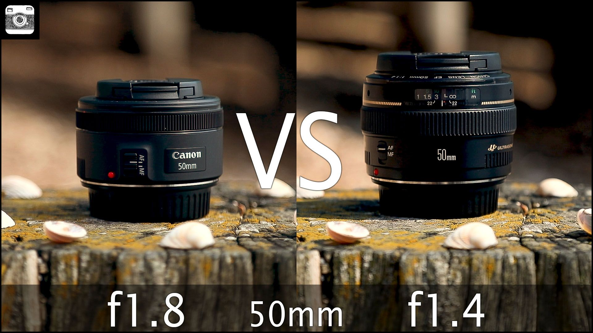 In This Video We Ll Be Putting The Canon F1 4 50mm Lens Against The Canon F1 8 50mm Lens 50mm Photography 50mm Lens Photography Canon 50mm Lens Photography