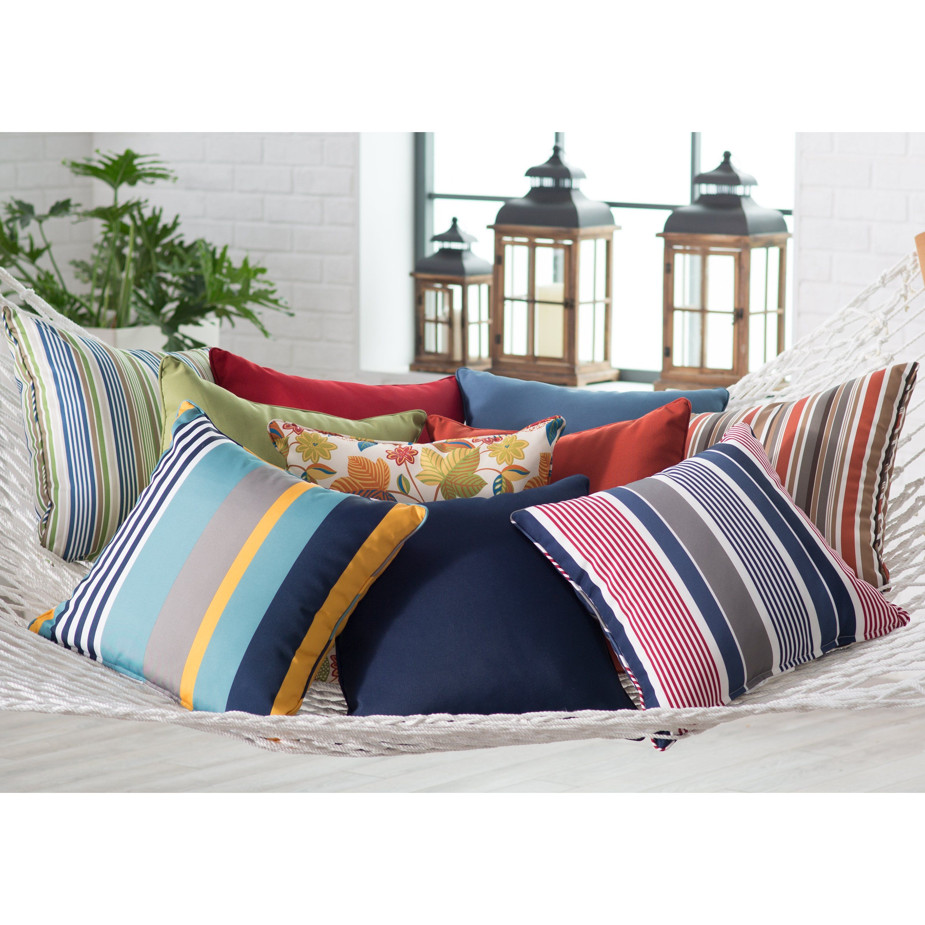 Exceptionnel Outdoor Patio Pillow