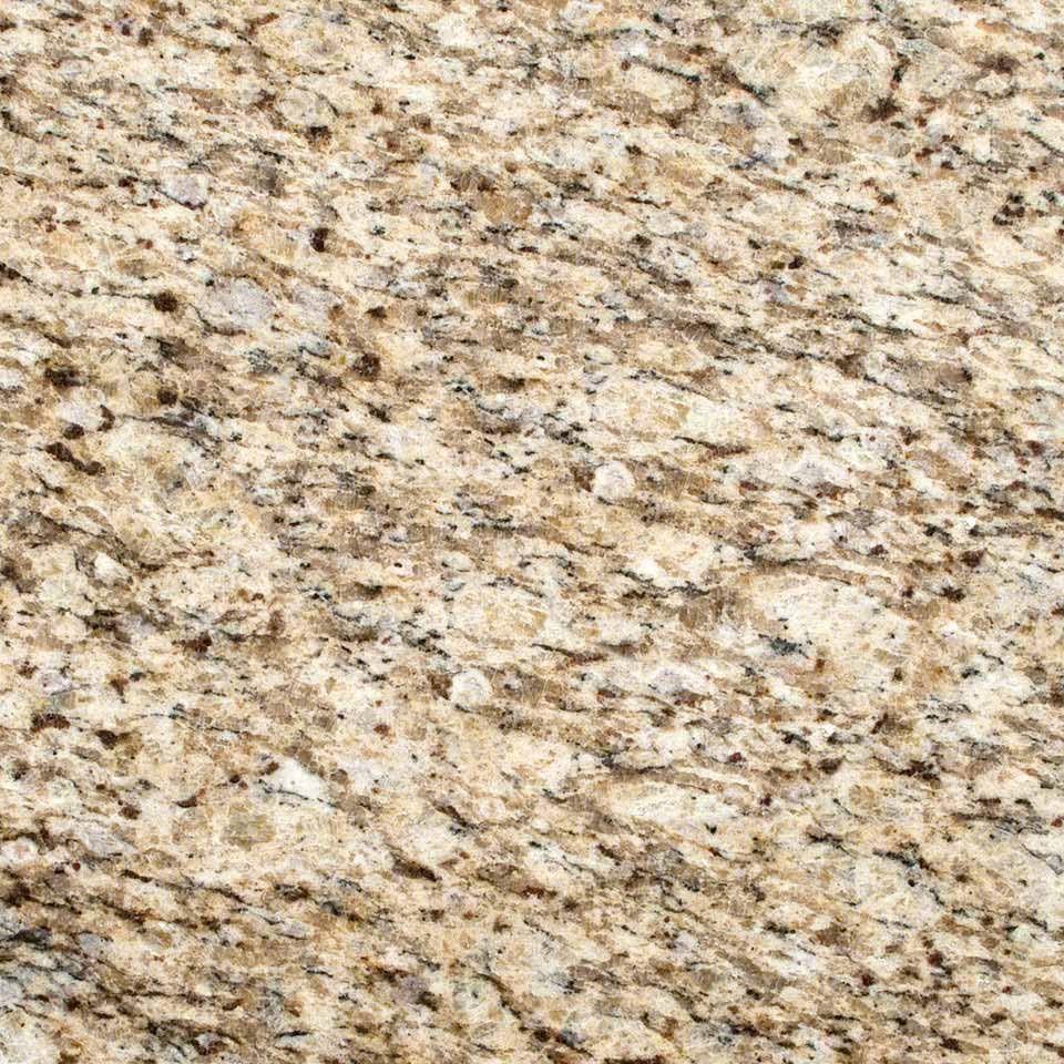 Giallo Ornamental Granite Tile Slabs Prefabricated Countertops Kitchens Pinterest