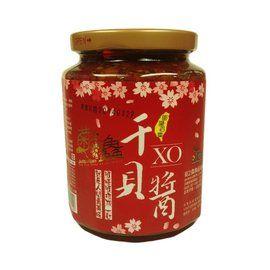 菊之鱻XO干貝醬(小辣)半箱(450gX6罐裝)
