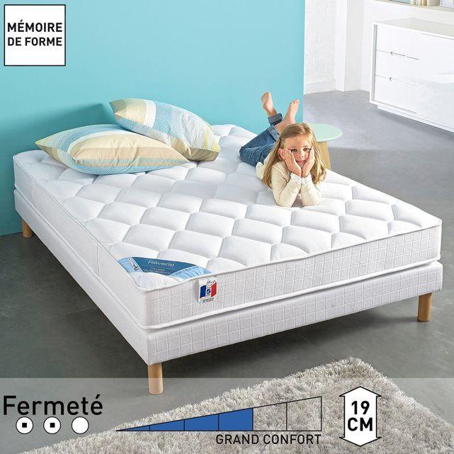 Matelas Mousse Hr Memoire De Forme Grand Confort Matelas Lit Pour Tout Petits Mobilier De Salon