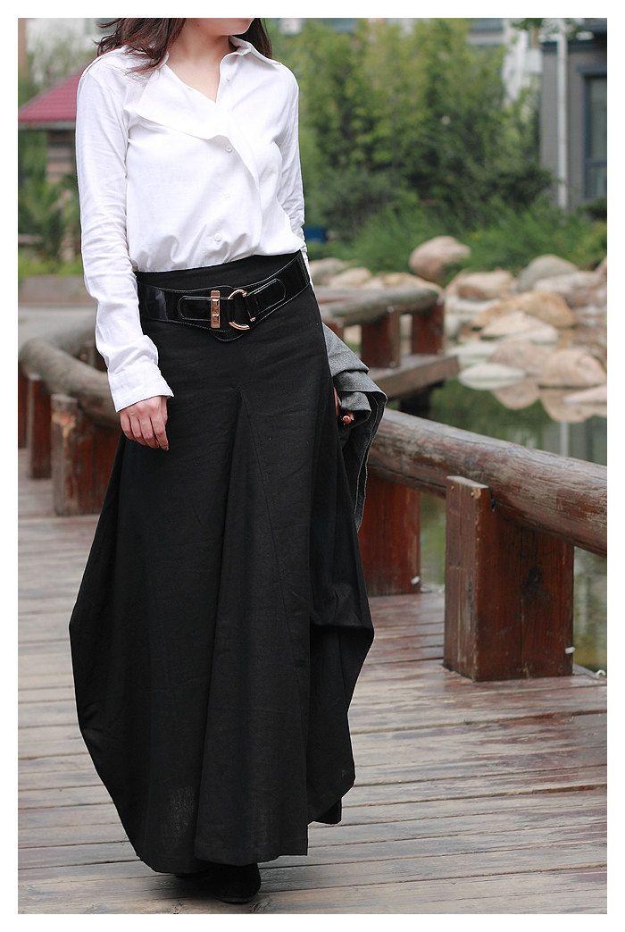 Maxi dress muslimah xlu